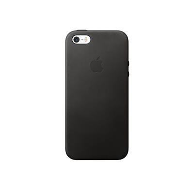 d10240155 coque encuir iphone se noir