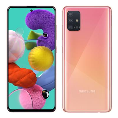 Samsung galaxy A51/5FW/4G/DS-6/128 GB rose