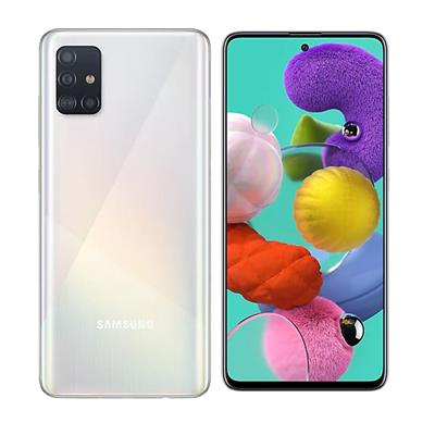 Samsung galaxy A51/5FW/4G/DS-6/128 GB blanc